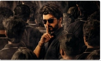 Massive reveal about Thalapathy Vijay's action sequences in  'Master'