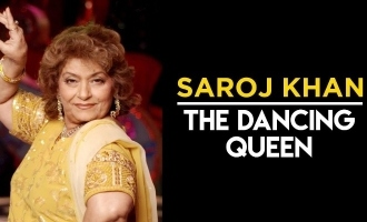 Popular choreographer Saroj Khan passes away!