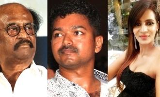 Meera Mitun to take legal action on Rajnikanth and Vijay!