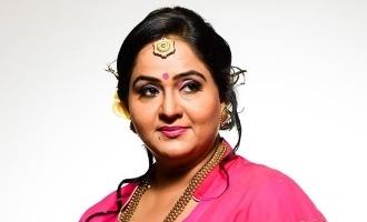 எம்ஜிஆர் உடனான மலரும் நினைவுகளை பகிர்ந்த நடிகை ராதா!