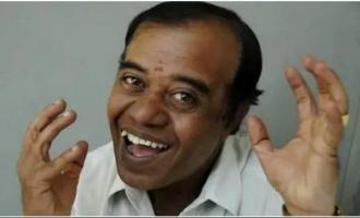 Veteran comedian Mimicry Rajagopal passes away