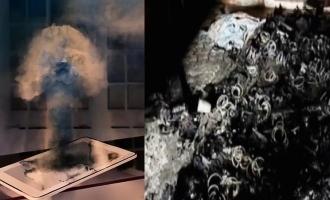 செல்போன் வெடித்ததால் ஒரே குடும்பத்தைச் சேர்ந்த மூவர் பலி: கரூர் அருகே அதிர்ச்சி சம்பவம்
