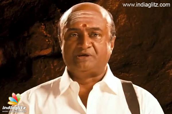 M.S.Bhaskar - 'Uttama Villain'