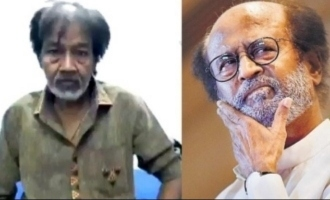 Rajini's call to Muthumani, the first person to start a fan club for him goes viral