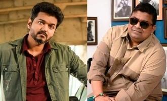 Mysskin's super spy role for Thalapathy Vijay