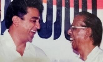 Kamal Haasan's emotional post on legendary actor Nagesh's birth anniversary