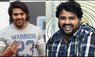 Arya and Nalan Kumarasamy team up for an exciting new project