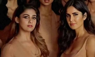 Katrina Kaif and Nayanthara join hands - Stunning Videos