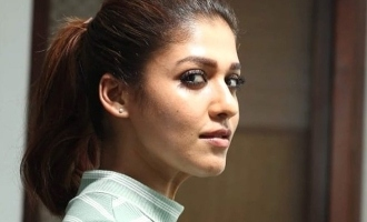 Nayanthara is stunning in her return to ad films after many years