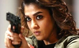 Nayanthara turns cop next?