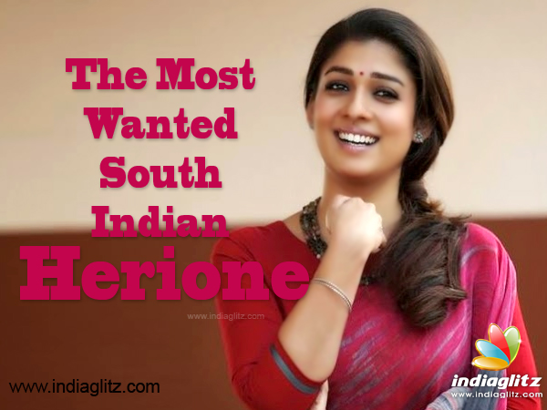 The Most Wanted Heroine of Kollywood - Nayanthara