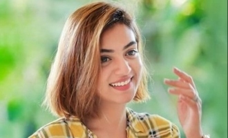 Nazriya Nazeem's cute singing videos will make you fall in love with her again