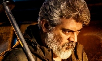 Thala Ajith's Ner Konda Paarvai theme arrives!