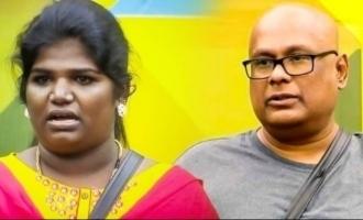 Suresh Charkravarthy posts harsh opinion on Aranthangi Nisha with just one word