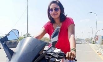 Thaadi Balaji's wife Bigg Boss Nithya stuns netizens with ultra modern transformation