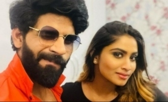 First time after 'Bigg Boss 4' Shivani and Balaji's cute bonding photos go viral