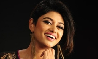 Oviya's sharp reply to troll!