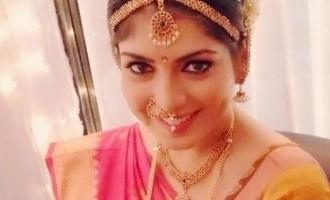 'Sarkar' and 'Viswasam' actress Papri Ghosh gets married