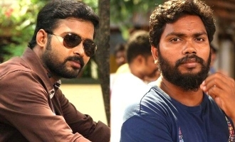 Director Pa.Ranjith joins hands with Attakathi Dinesh for the third time! – Full Details