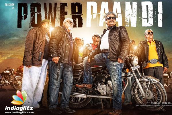 Powerpandi Rajkiran Dhanush