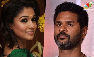 Nayanthara and Prabhu Deva to reunite?