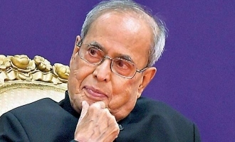 Former Indian President Pranab Mukherjee's son gives a positive update on his health!