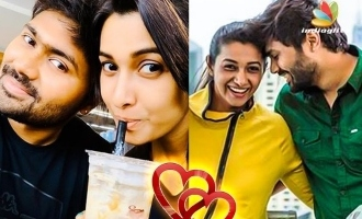 Priya Bhavani Shankar gives a highly emotional birthday gift to her lover
