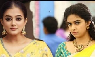 Priya Mani replaces Keerthy Suresh in mega project