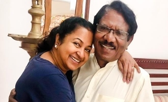 Bharathiraja's heartwarming message about Radhika's film journey!