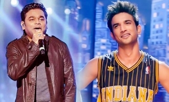 AR Rahman's first musical tribute to Sushant Singh Rajput arrives!