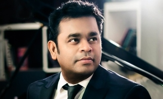 AR Rahman wishes positive energy for everyone!