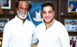 Breaking! Rajini - Kamal re-uniting date revealed?