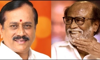 """Rajni doesn't fear for such threats!"" says H Raja!"