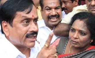 Trouble in BJP: Tamilisai Soundararajan angry on H.Raja!