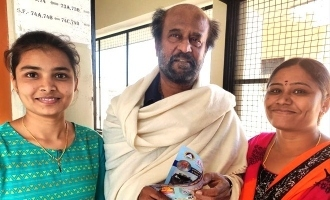 Superstar Rajnikanth's holy trip photos turn viral!