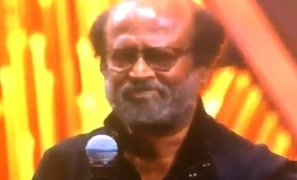 Rajnikanth's sensational statement on CM Edappadi Palanisamy!