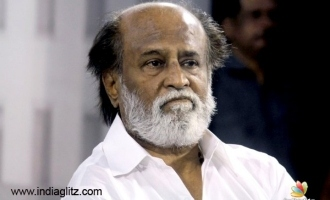 Superstar Rajinikanth's reaction to fans who chased his car till home at midnight