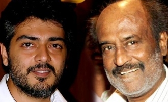 Thala Ajith's sudden phone call to Superstar Rajinikanth causes high frenzy in Kollywood