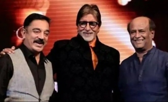 Rajini, Kamal, Dhanush and celebrities wish Amitabh speedy recovery from COVID 19
