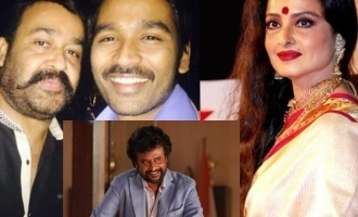 Rajini, Mohan Lal , Dhanush and Rekha are relatives - Lockdown timepass trivia