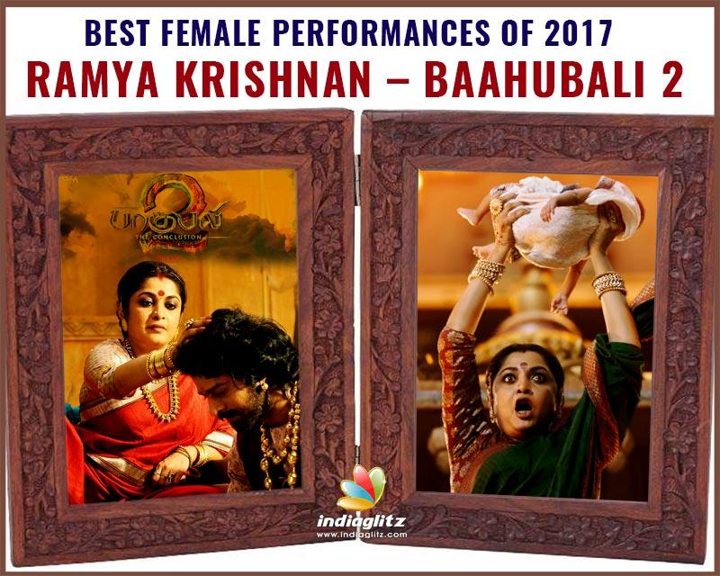 Ramya Krishnan - Baahubali 2