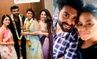 'Bigg Boss' Ramya gets married to TV actor