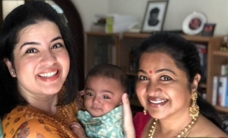 Radhika's daughter Rayane reveals about her body transformation after two babies