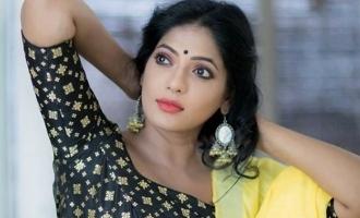 பிக்பாஸ் நடிகையின் குளோசப் புகைப்படம்: அதிர்ந்த ரசிகர்கள்