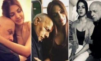 Did Sushant's girlfriend Rhea Chakraborty have affair with 71 year old producer?