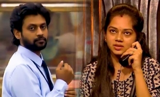 Bigg Boss 4 Anitha provokes Rio with sharp questions!