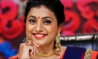 Actress Roja wins big in elections and set to become a minister