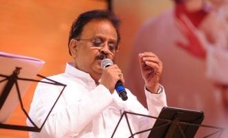 Legendary singer S. P . Balasubramaniam passes away