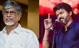 Will Vijay accept his dad S.A. Chandrasekhar's apology?