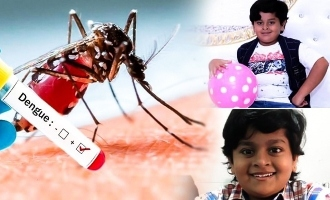 Famous child actor dies of Dengue